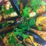 Fish & Co. Sustainable seafood Paella