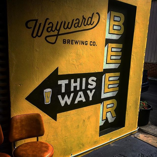Wayward Brewing - Sustainable Stories