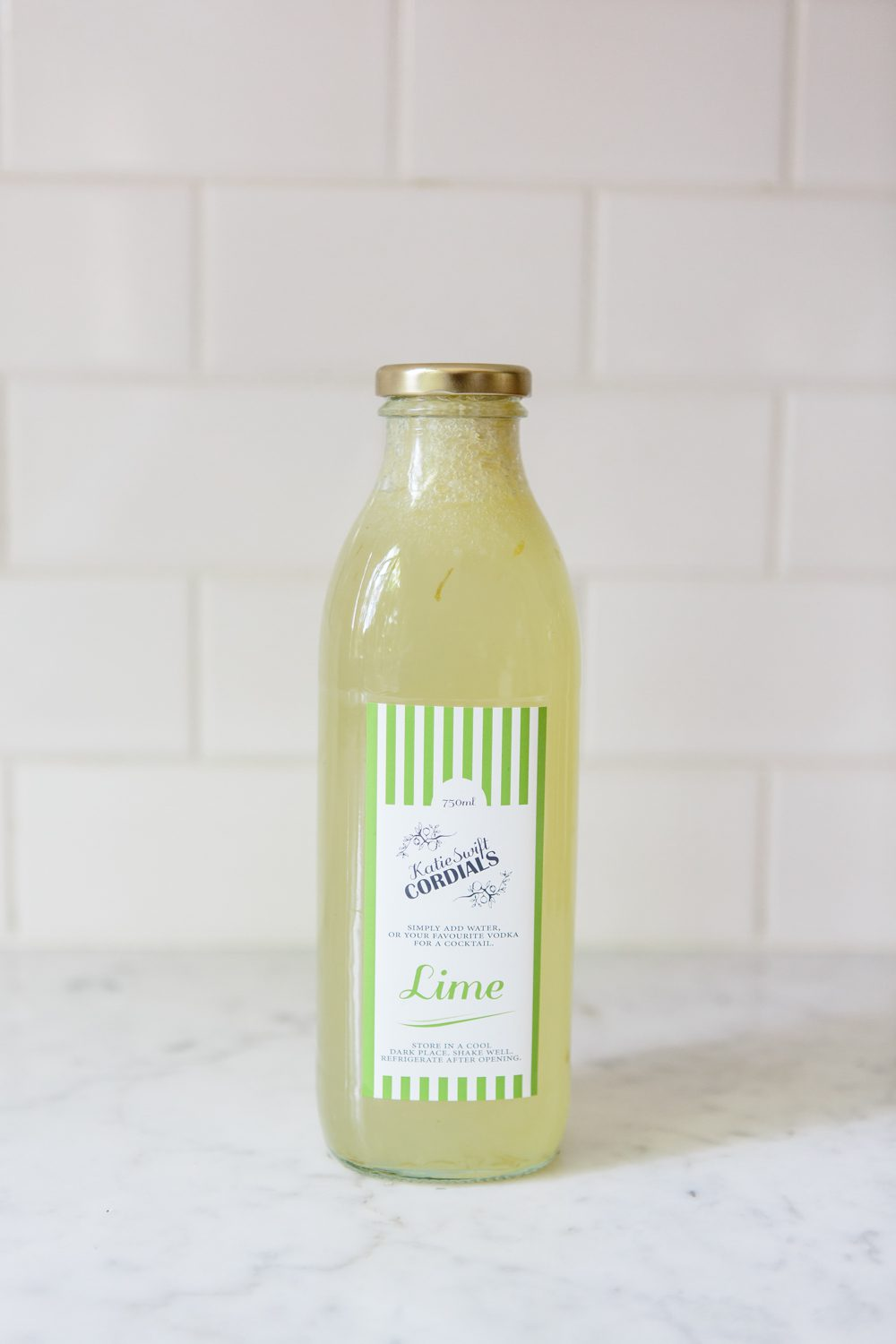 katie swift cordials-lime
