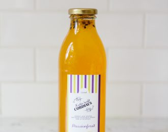 Katie Swift Cordials Passionfruit