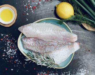 Snapper Fillets – 2 fillets (approx 400g)