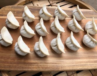 Wild Prawn & Pork Dumplings (40 pieces)