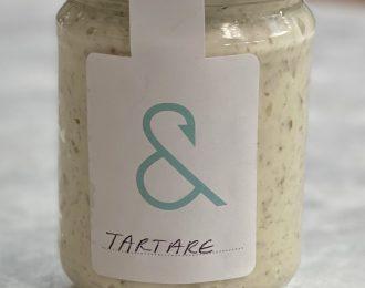 Jar of Tartare Sauce