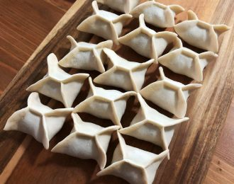 Vegan Dumpling (40 pieces)
